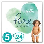 Pampers Pure Protection Size 5 11+kg