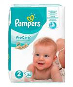 Pro Care Essential Nappies Size 2 3kg 6kg