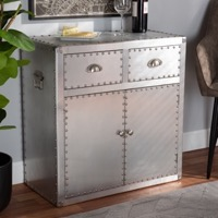 Home Storage Serge French Cabinets