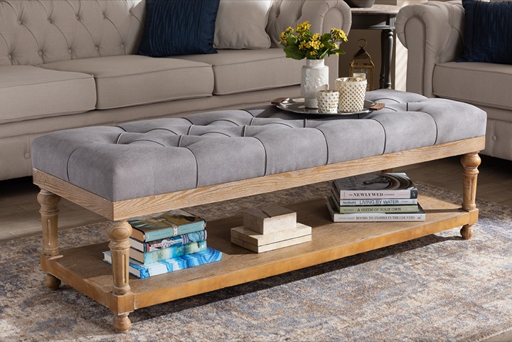 Wow Designer Studio Living Room Benches Enhance Your Living Space