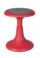 "Regency Classroom Seating - Glow 17"" Stool"