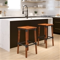 Wood Barstools Industrial