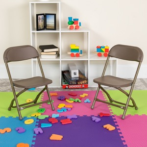 Kids Plastic Folding Chairs