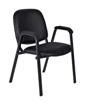 Regency Guest Chair - Ace Stack Chair - Vinyl