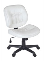 Regency Office Chair - Cirrus Task Chair - White