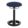 Twixt Active Seating Chair, Desk-Height, Blue