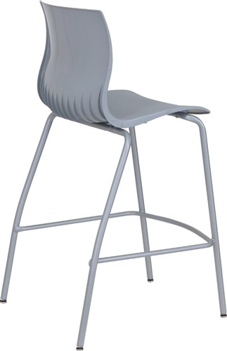 Erg Webby Stacking Chair With Angle Arms Make Yourself