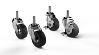 Mayline Techworks - Accessories - Caster Kit (4)