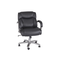Big & Tall Chair, 350 lb. Capacity, Black