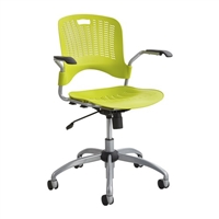 Sassy Manager Swivel Chair, Grass