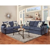 Chenille Living Room Set