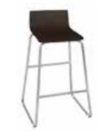 Regency Cafe Seating - Ares High Stool