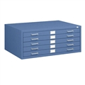 "5-Drawer Steel Flat File for 30"" x 42"" Documents"