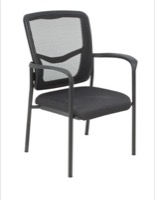 Regency - Guest Chair - Kiera Stacking Chair