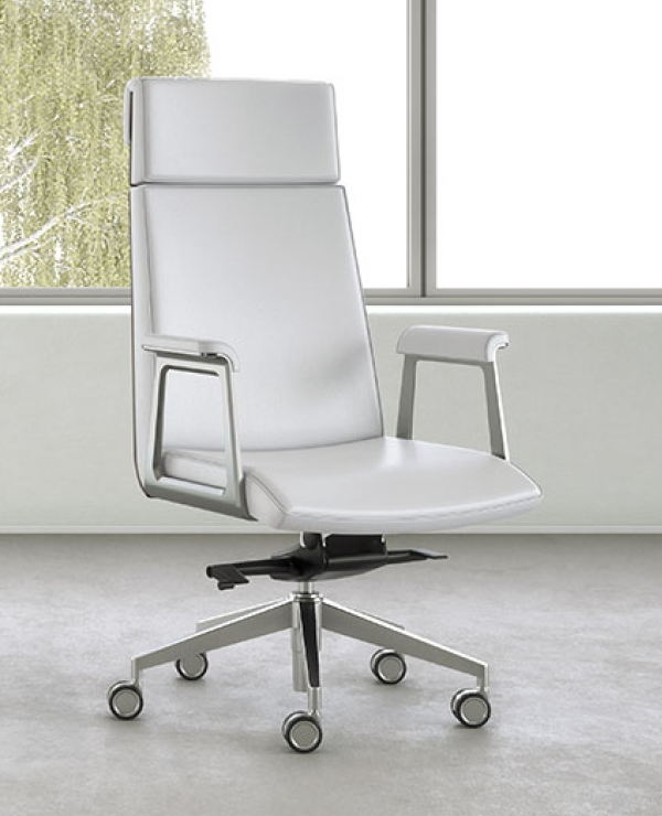 OFS   Madrid Executive High Back Swivel Chair