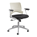 Reve Task Chair Square Back, Latte