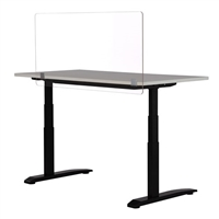 "Desktop Privacy & Wellness Panel - 47.5""W x 23.5""H"