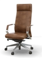 OFS Pur Executive High Back Chair