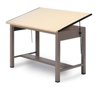"Mayline Ranger Drawing & Drafting Table 72"" x 43 1/2"" - 7738"