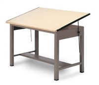 "Mayline Ranger Drawing & Drafting Table 84"" x 43 1/2"" - 7739"