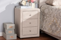 Bedroom Set Tessa Nightstands