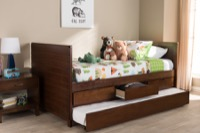 Kids Room Furniture Beds with Trundle