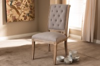 Dining Chairs French Provincial