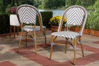 Bistro Chairs French Classic
