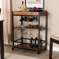 Bar Furniture Wine Carts