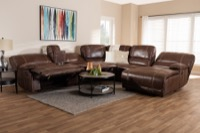 Living Room Sectional Recliners