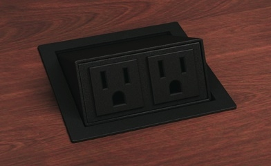 Discount Office Furniture Conference Table Power Module - Conference table electrical sockets