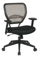 Office Star Leather Chair