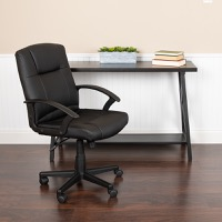 Leather Task Office Chairs