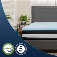 Mattress and Memory Foam Topper