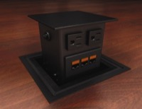 Conference Table Power Module