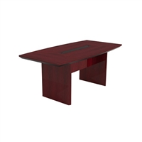 "Corsica Conference Table; 72""W x 36""D x 29.5""H"