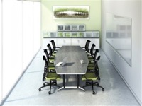 Mayline Cohere Conference Table