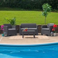 Rattan Patio Lounge Sets