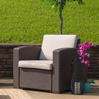 Rattan Patio Lounge Chairs
