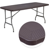Rattan Patio Tables