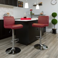 Adjustable Height Bar Stools