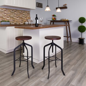 Swivel Lift Barstools