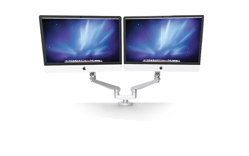 ESI - Edge Dual Adjustable Arms for Heavy Monitors