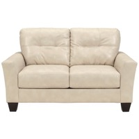 Taupe DuraBlend Loveseat