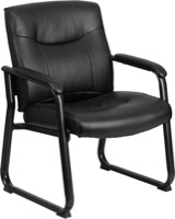 Big & Tall Leather Side Chairs