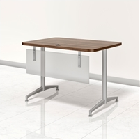 Mayline Cohere Flip Table