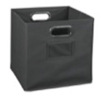 Niche Cubo Foldable Fabric Storage Bin - Grey