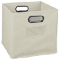 Niche Cubo Foldable Fabric Storage Bin - Natural