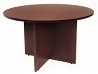 "Regency Legacy Conference Table - Round 48"" Design - RLCTR47"