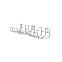 "EVEN, Wire Management Basket; 24""W x 5.65""D x 3.31""H"